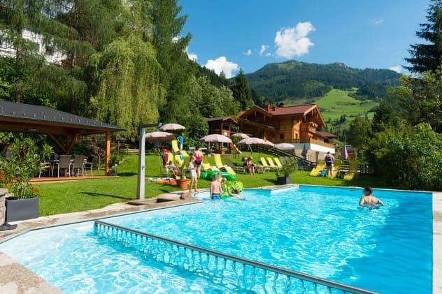 Schwimmbad hotel dorfer gro arl - Swimmingpool klein ...